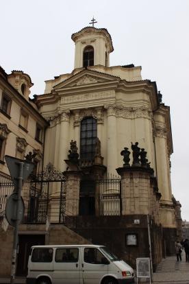 Die St. Cyrill und Method-Kirche heute (alle Fotos Autor)