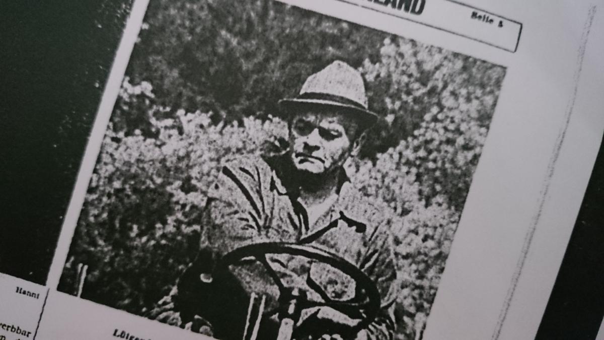 """General, Spion & Waffenhändler: Als """"Cary"""" sein Glückverließ"""