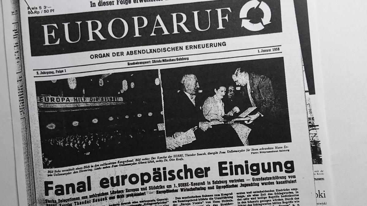 """Vom """"Vierten Reich"""" zum""""Eurasismus"""""""