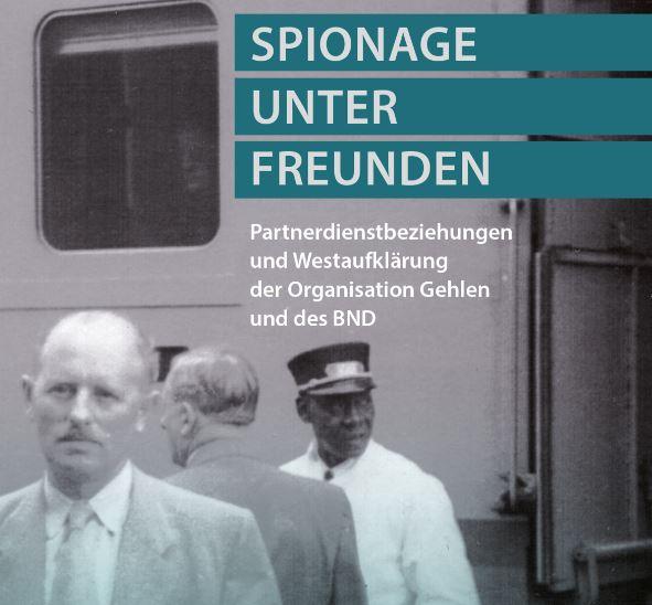 """""""Spionage unter Freunden"""": Der BND inÖsterreich"""
