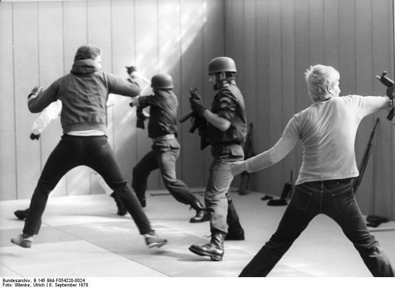 Bundesgrenzschutz, GSG 9