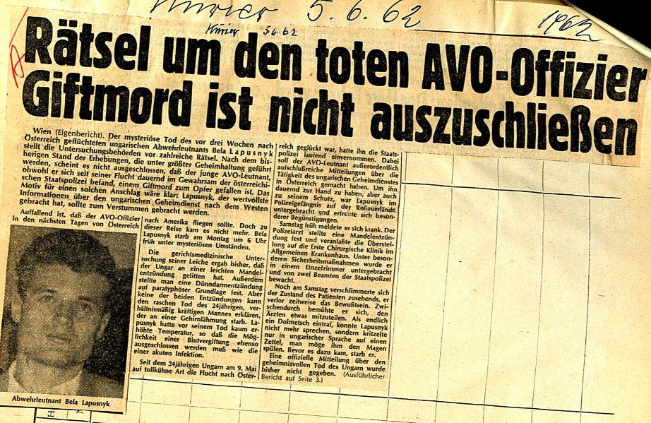 Vorbote in Sachen Skripal? So aktuell ist ein 56 Jahre alter österreichischer Spionagekrimi