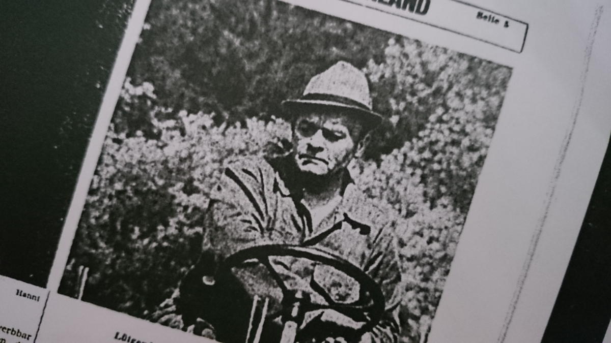 """""""Augenblicklicher Tod"""": Krimi um KarlLütgendorf"""