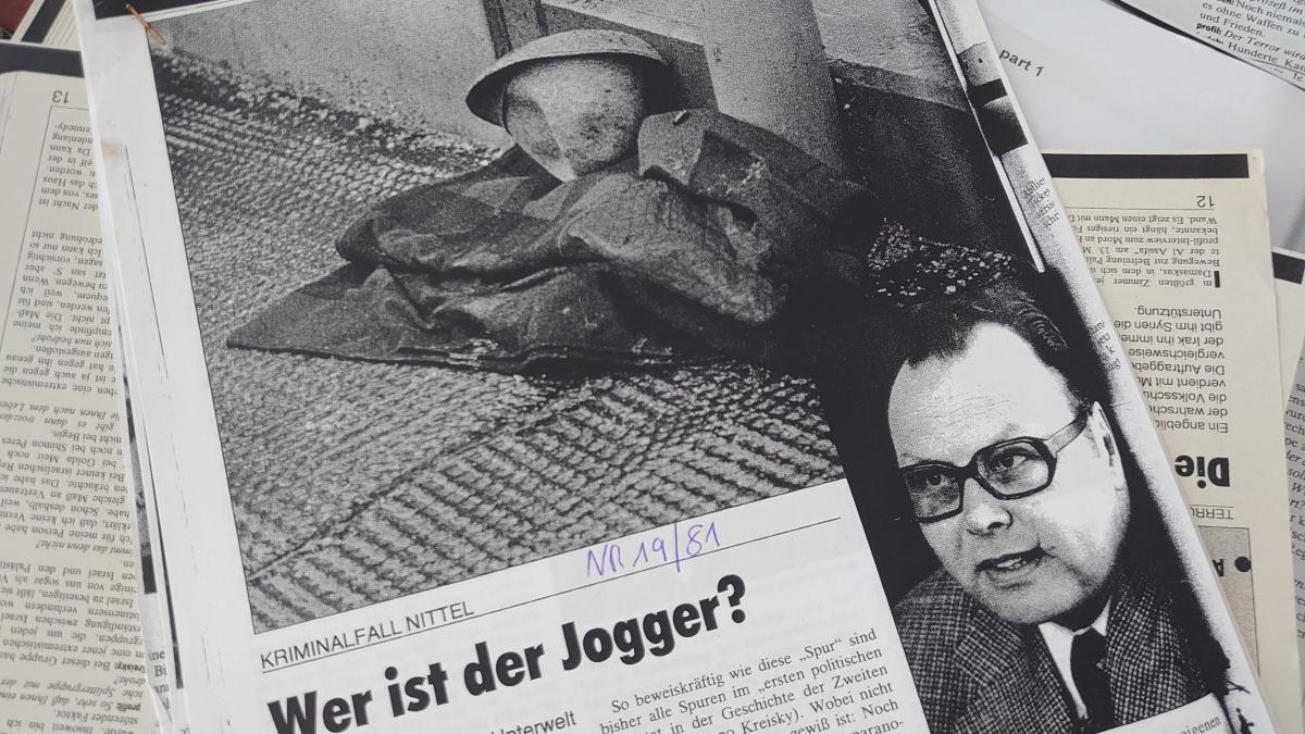 """""""Dem Terror nicht beugen"""": Das Attentat auf HeinzNittel"""